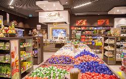 Lindt Chocolate Shop Luzern