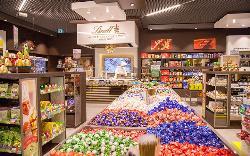 Lindt Chocolate Shop Luzern