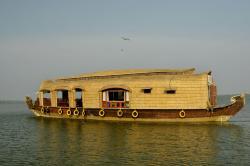 Palm Tree Houseboat