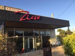 Zia's Cafe Bar & Restaurant