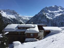 Berggasthof Buehlalpe