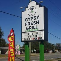 Gypsy Fresh Grill