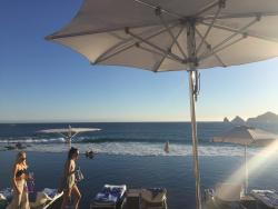 Best hotel in Cabo!