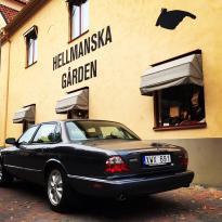 Hellmanska Garden Cafe