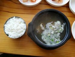 Bak Gaso Head Beef-Bone Soup
