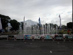 Air Mancur Alun-Alun Purwokerto