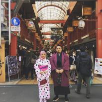 Kyoto Kimono Rental, Wargo Shinkyogoku