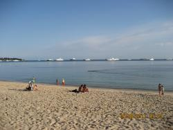 Juan les Pins Main Beach