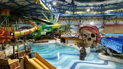 Barnsley Metrodome Waterpark - Calypso Cove