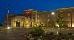 Hampton Inn Anderson/ Alliance Business Park