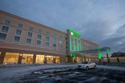 Holiday Inn Morgantown University Area