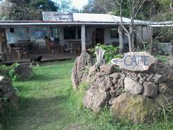 Cafe Literario Atamu Tekena
