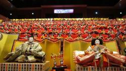 Katsuura Big Hina Doll Festival
