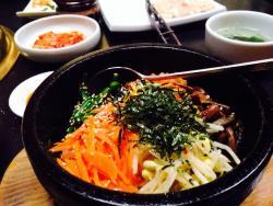 Korean barbecue Anju