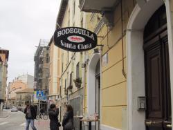 Bodeguilla Santa Clara