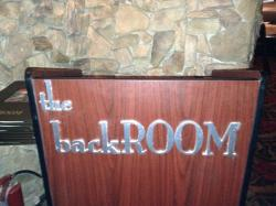 The Backroom Steakhouse