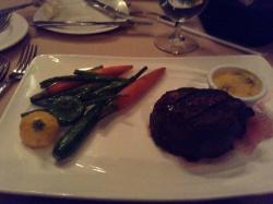 The Backroom Steakhouse