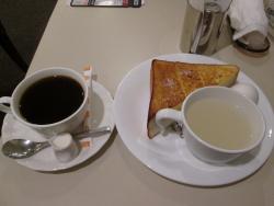 Coffee Renoir Tokyo Station Yaesu North Exit