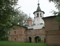 Church of Michael the Archangel at the Marketplace