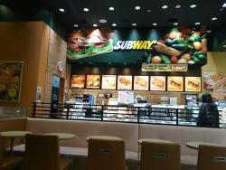 Subway Aeon Mall Fujinomiya