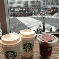 Starbucks Coffee Shibuya Tsutaya