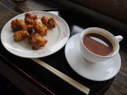 Higashitateyama Mountaintop Restaurant