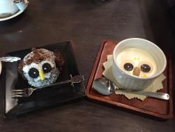 Owl Cafe, Tsukishima