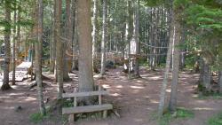 Adventure Park Lovcen
