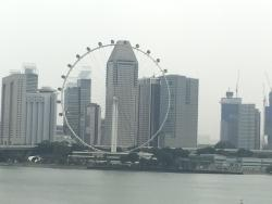 Flyer Lounge @ Singapore Flyer