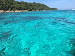 Ko Tachai Island