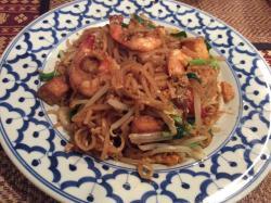 Lai Thai, Thai Cuisine