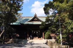 Hamamatsu Hachimangu Shrine