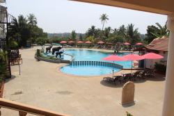 Nice place to stay with family close to Baga Beach
