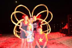 Boracay Phoenix Fire Dancers Nha Trang