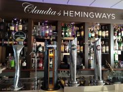 Claudia's Hemingways