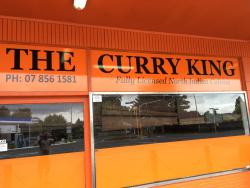The curry King