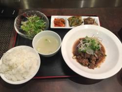 Korean Restaurant Kenchan Shokudo Awaza