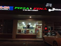 Pizza Fina
