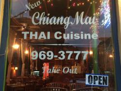 New Chiang Mai Thai Cuisine
