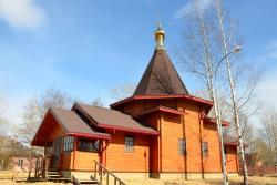Храм во имя иконы Божией Матери Знамение