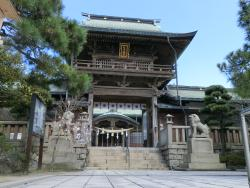 ‪Hikoshima Hachimangu Shrine‬