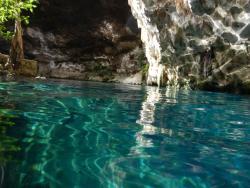 El Cenote Homun