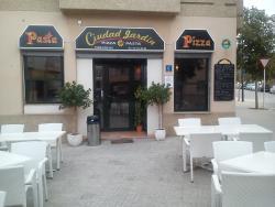 Ciudad Jardin Pizzeria