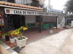 """Restaurant """"O Conquistador"""""""