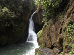 Rio savegre Waterfall
