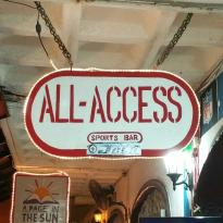 All Access Sports Bar