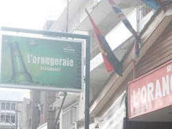 Restaurant l'Orangeraie