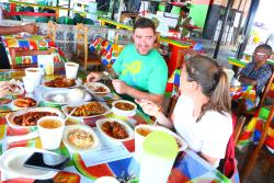 Afropanamanian Food Tour