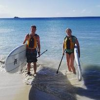 STAND UP PADDLE ANTIGUA
