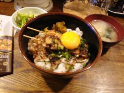 Kushiyaki Tokoro Getton Toranomon